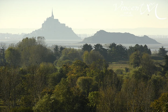 Mont Saint-Michel - Manche (50) -Basse-Normandie - France -