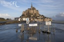 parking du Mont Saint-Michel